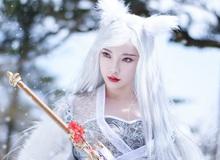 Ngắm bộ ảnh cosplay Hồ Ly Swordmage trong bom tấn game online Thiên Dụ