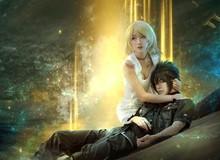 Rớt nước mắt vì cosplay cặp tình nhân bạc mệnh Noctis - Luna trong Final Fantasy XV