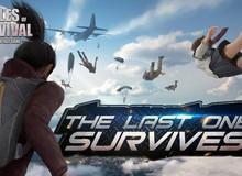 Rules of Survival - Thêm một bản di động cực hay nữa cho fan PUBG khám phá