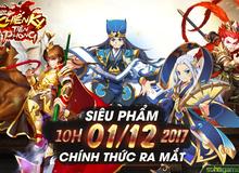 Chiến Kỵ Tiên Phong: Game chiến thuật chinh phục mỹ nhân Tam Quốc ra mắt hôm nay