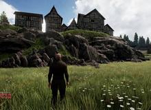 Khó tin: Chronicles of Elyria bắt game thủ phải... giặt quần áo và tập thể hình