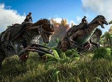 Game săn khủng long bom tấn ARK: Survival Evolved sẽ chính thức mở cửa cuối tháng 8