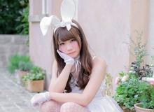 Cosplay Thỏ Ngọc cực dễ thương và dịu dàng, đốn tim fan Manga