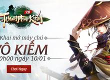 SohaPlay tặng 200 Vipcode Webgame Thanh Minh Kiếm nhân dịp khai mở máy chủ mới