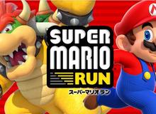 """Nintendo đã ấn định thời điểm Super Mario Run """"nhuộm đỏ"""" trên Android"""
