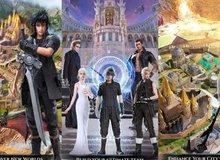 Sau khi thắng lớn trên thế giới, Final Fantasy XV tiếp tục trở thành game online trên di động