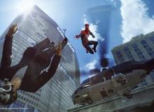 Đánh đấm đã tay, bay nhảy không giới hạn, bom tấn Marvel's Spider-Man tiếp tục khiến người hâm mộ đứng ngồi không yên