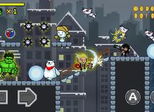 Thêm một game siêu anh hùng Marvel thú vị, đồ họa 4 nút nhưng được cái chơi cực hay