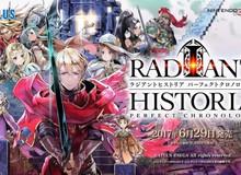 """Radiant Historia: Perfect Chronology - Game nhập vai """"cân não"""" chính thức được công bố"""