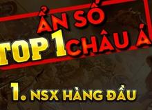 """[Infographic] Ẩn số """"Top 1 châu Á"""" của VTC Game có gì để tự tin thống lĩnh làng game Việt 2017?"""