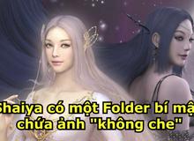 """Cộng đồng S Online đua nhau săn lùng ảnh """"không che"""" của 2 vị nữ thần Shaiya"""