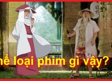 """Cười đau ruột với bộ phim thảm họa """"nhái"""" Naruto của Trung Quốc"""