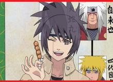"""Mỹ nhân trong truyện Naruto bỗng dưng biến thành """"bà già béo ú"""" sau 17 năm"""