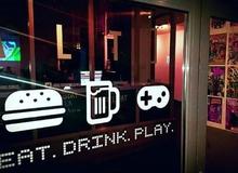 Ăn, uống, chơi - Khám phá 7 quán bar game tuyệt nhất thế giới