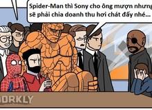 Không phải Thanos, đây mới là đối thủ thực sự của các siêu anh hùng Marvel