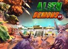 Alien Demons TD - Game Việt đánh dấu sự trở lại của dòng thủ thành cổ điển