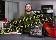 Lộ clip AMD Ryzen chơi game GTA V: Không hề thua kém Core i7 7700K dù giá rẻ hơn