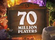 Cán mốc 70 triệu người chơi, Blizzard thưởng nóng cho toàn bộ game thủ HearthStone
