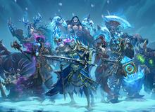 Top 5 lá bài mạnh nhất phiên bản Frozen Throne HearthStone