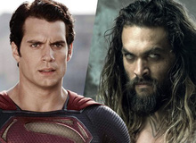 """Có thể bạn chưa biết: Aquaman từng """"cứu"""" Superman trong Man of Steel"""