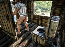 Game sinh tồn ARK gây sốc khi nhân vật đi... đại tiện cũng được điểm kinh nghiệm