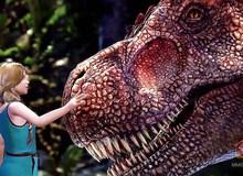 Choáng ngợp trước tuyệt phẩm ARK Park - Game khủng long thực tế ảo do Trung Quốc sản xuất