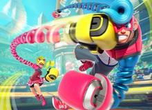 """5 lí do tại sao """"ARMS"""" có thể trở thành bom tấn mới của Nintendo"""