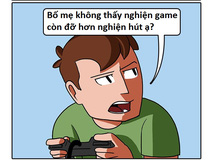 Những kiểu lý do lý trấu của game thủ để biện minh cho việc ngồi chơi game