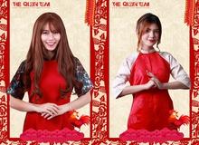 Nhóm nữ game thủ nổi tiếng nhất Việt Nam tung bộ ảnh chúc Tết cực rực rỡ