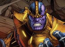 Những giai thoại về ông trùm Thanos của Marvel mà bạn không nên bỏ qua