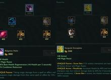 Riot bất ngờ ra mắt 2 trang bị mới cho Tanker, chỉnh sửa hàng loạt đồ phòng thủ cũ