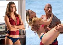 The Rock xuất hiện cùng dàn mỹ nữ nóng bỏng trong phim mới Bay Watch