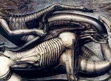 """Bí ẩn đứng sau tạo hình khủng khiếp của """"Alien"""""""