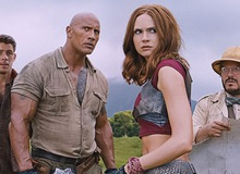 The Rock gây sốt trong trailer phim Jumanji: Welcome to the Jungle mới