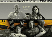 Lucky Logan - Tựa phim mới của điệp viên 007 - Daniel Craig