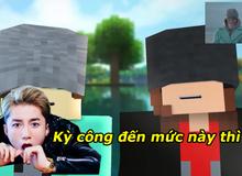 """Bất ngờ với """"Nơi này có anh"""" phiên bản Minecraft được cover tới từng chi tiết nhỏ"""