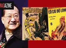 Kim Dung: Từ một cậu bé từng bị đuổi học trở thành tiểu thuyết gia lỗi lạc