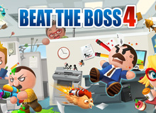 """Beat The Boss 4 - Không ngờ """"hành hạ"""" sếp lại vui thế này"""