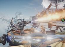 Cận cảnh Ascent: Infinite Realm: Chiến thuyền đẹp mãn nhãn