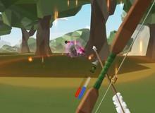 OrbusVR - Game cho phép bạn tự tay cầm cung bắn quái cực thú vị