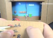 Tự chế đồ chơi Mario siêu chất chắc chắn sẽ khiến bạn mê mệt