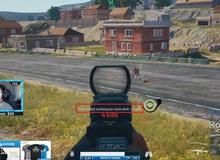 Đắng lòng game thủ PUBG Việt hack speed kiếm top 1 vẫn bị bắn toác thủ