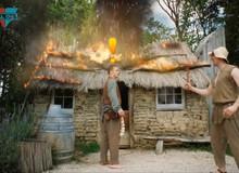 Giật mình với lý thuyết... cháy nhà trong game