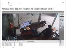 Thanh niên chơi nợ tại quán net không được quay sang hành hung nhân viên, cuối cùng phải tới xin lỗi