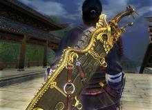 Đăng nhập game sau cả tháng nghỉ, game thủ bỗng nhận được cả bộ Đồ Long Đao đắt giá