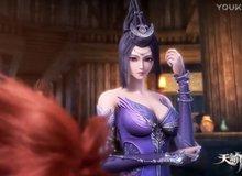 Phim hoạt hình 'kiếm hiệp' dựa trên game online Thiên Dụ chuẩn bị ra mắt khán giả cuối tháng này