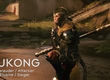 Không nghi ngờ gì nữa, đây là hero Tôn Ngộ Không nhìn hoành tráng nhất thế giới game