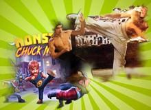 """Chuck Norris - """"Đệ tử đấm sưng mặt Lý Tiểu Long"""" cũng có game riêng"""
