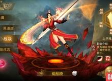 Cổ Kiếm Kỳ Đàm Nhất Chi Vân Động Thương Lan - Tuyệt đỉnh MMORPG phải chơi năm 2017