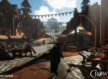 Chiêm ngưỡng đồ hoạ đẹp ngất ngây của Crowfall - Game online bom tấn thế giới